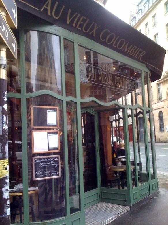 My Paris -Au Viuex Columbier