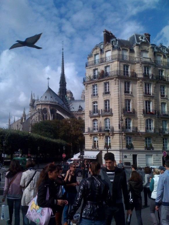 My Paris #1- Picture & Haiku by PWC