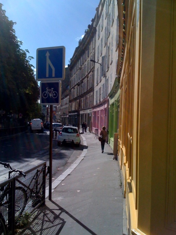 My Paris -#11- Words and Pictures PWC