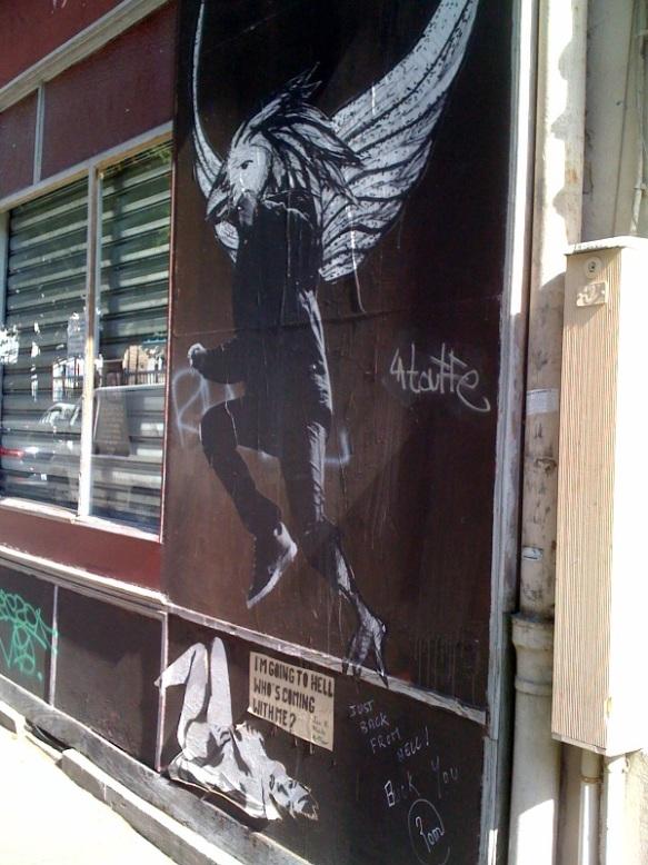 Paris Graffiti #6