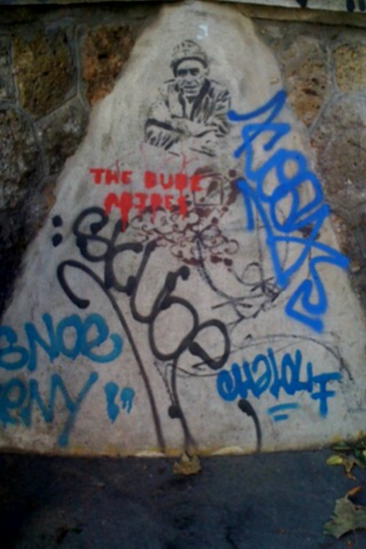 Pasris Graffiti #5