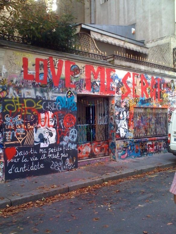 Paris Graffiti #3
