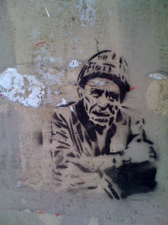 Paris Graffiti #4